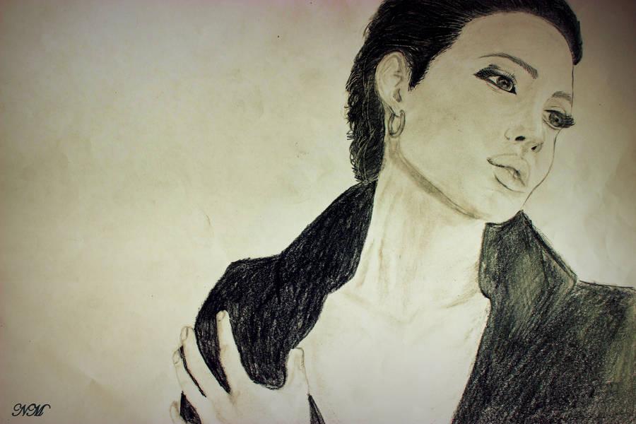 Angelina Jolie by Narek173