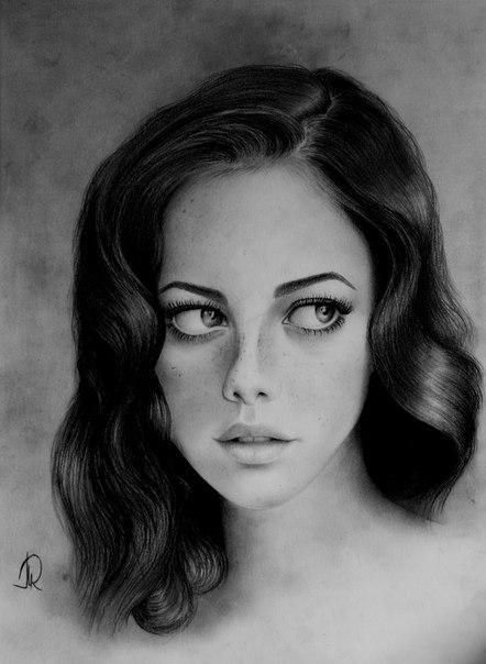 Girl by Narek173