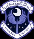Luna Special Forces Patch