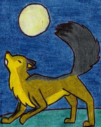Howling by Kooskia