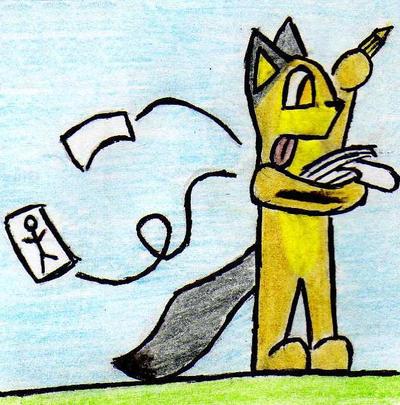 Drawing by Kooskia