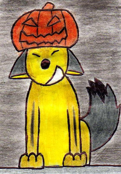 Funny Halloween by Kooskia