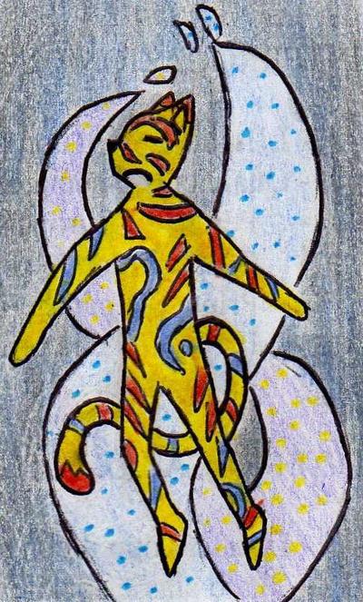 Spirit's ritual by Kooskia