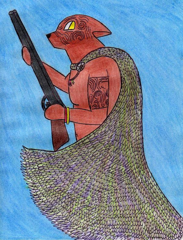 Maori by Kooskia