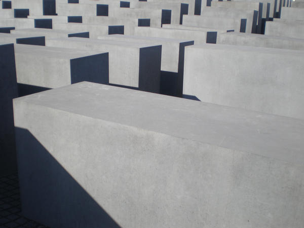 The Holocaust Memorial by Kooskia