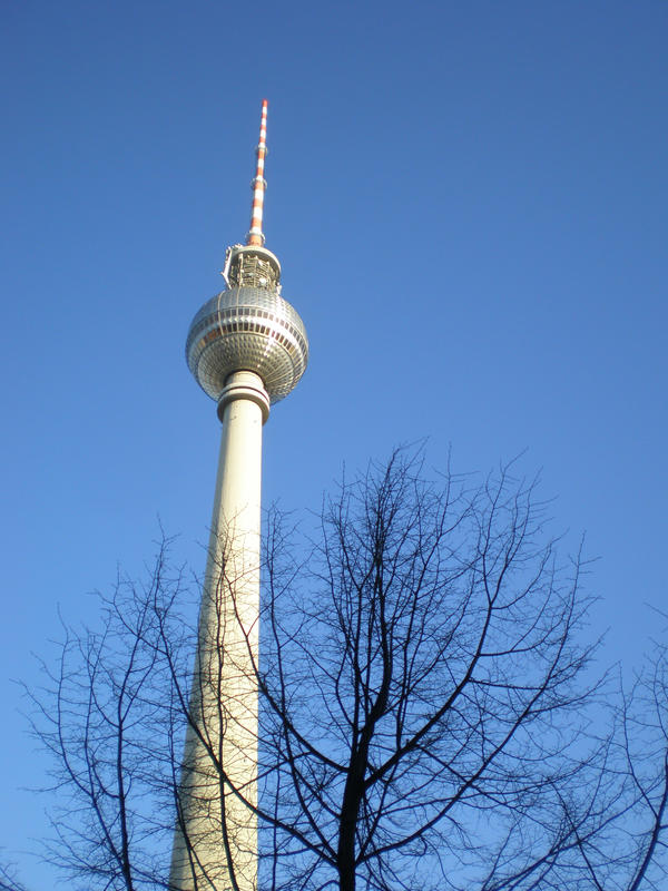 The Fernsehturm by Kooskia