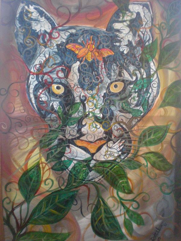 Berlin's Leopard by Kooskia