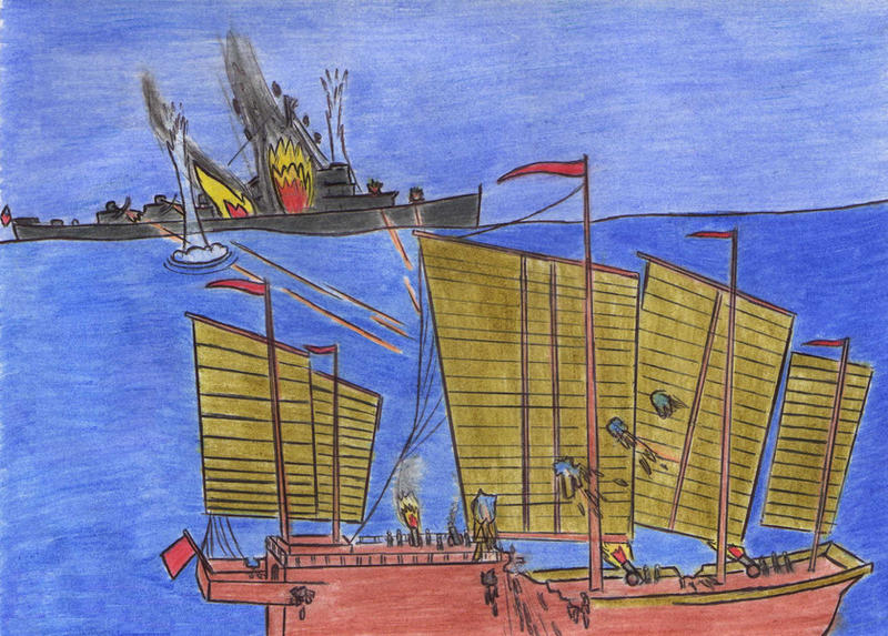 Battle for Hainan by Kooskia
