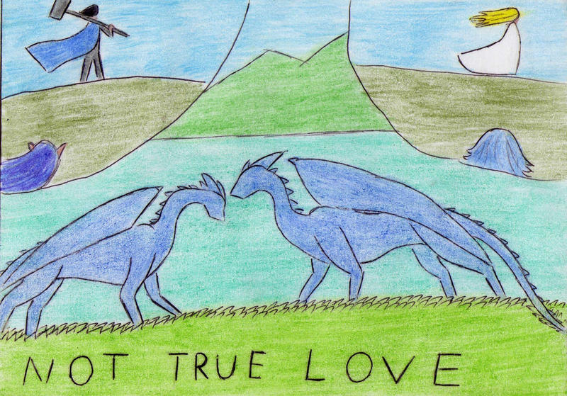 Not true love by Kooskia