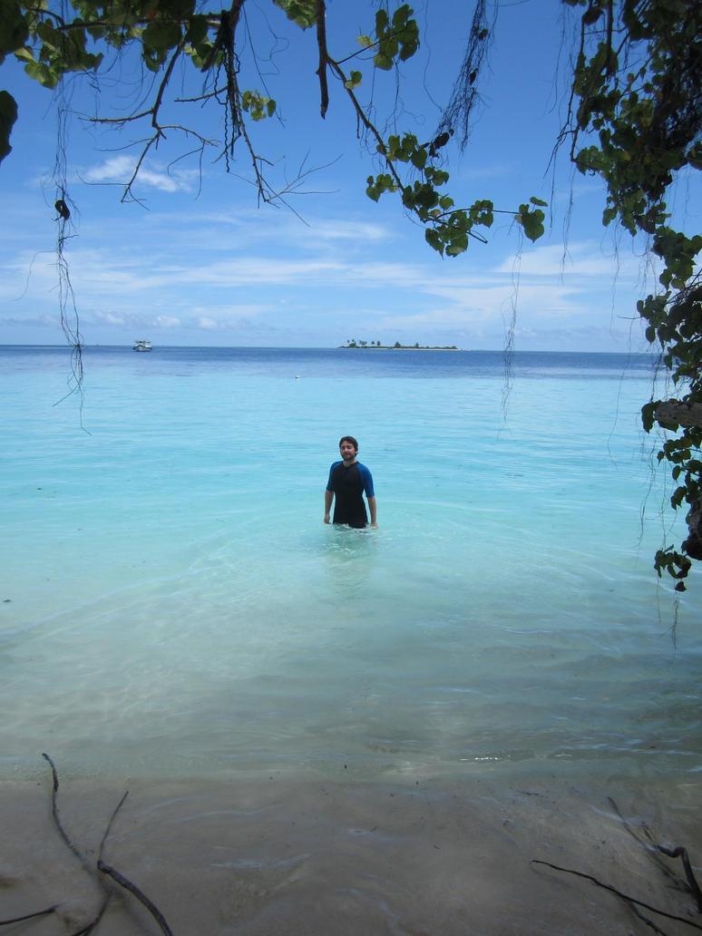 Me in Maldives by Kooskia