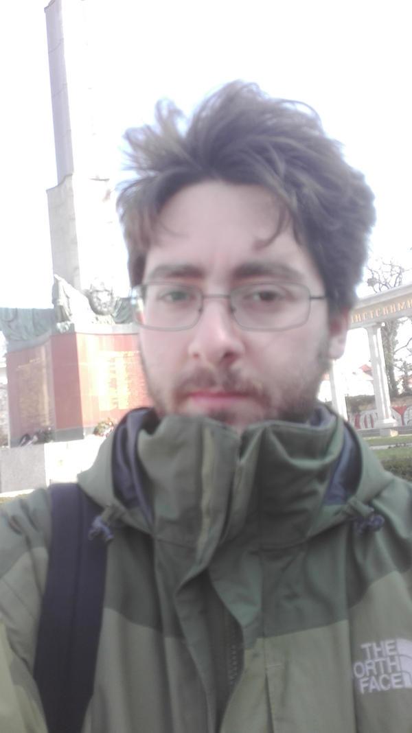 Wien selfie by Kooskia