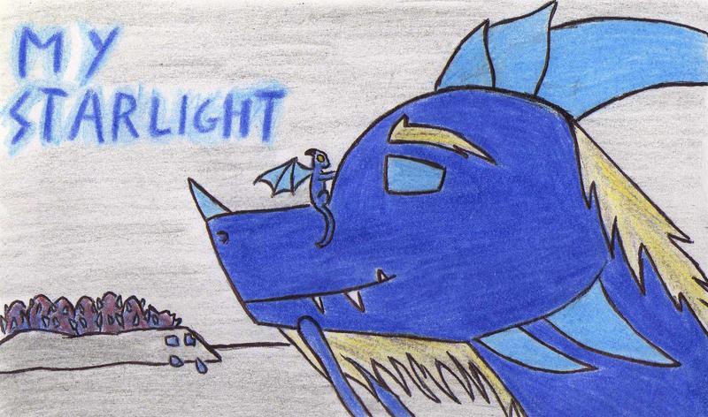 My Starlight by Kooskia