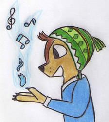 Bodi from Rock Dog by Kooskia