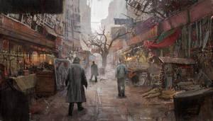 Marketplace by ryddzyk