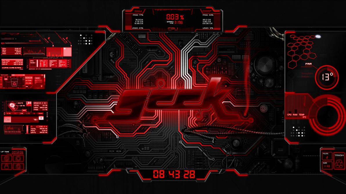 Geek Desktop Screenshot By Guss7777 On Deviantart