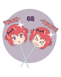 Satania Pops by TheSpenner
