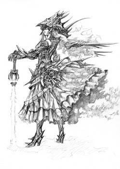 Female Chaos Knight V2