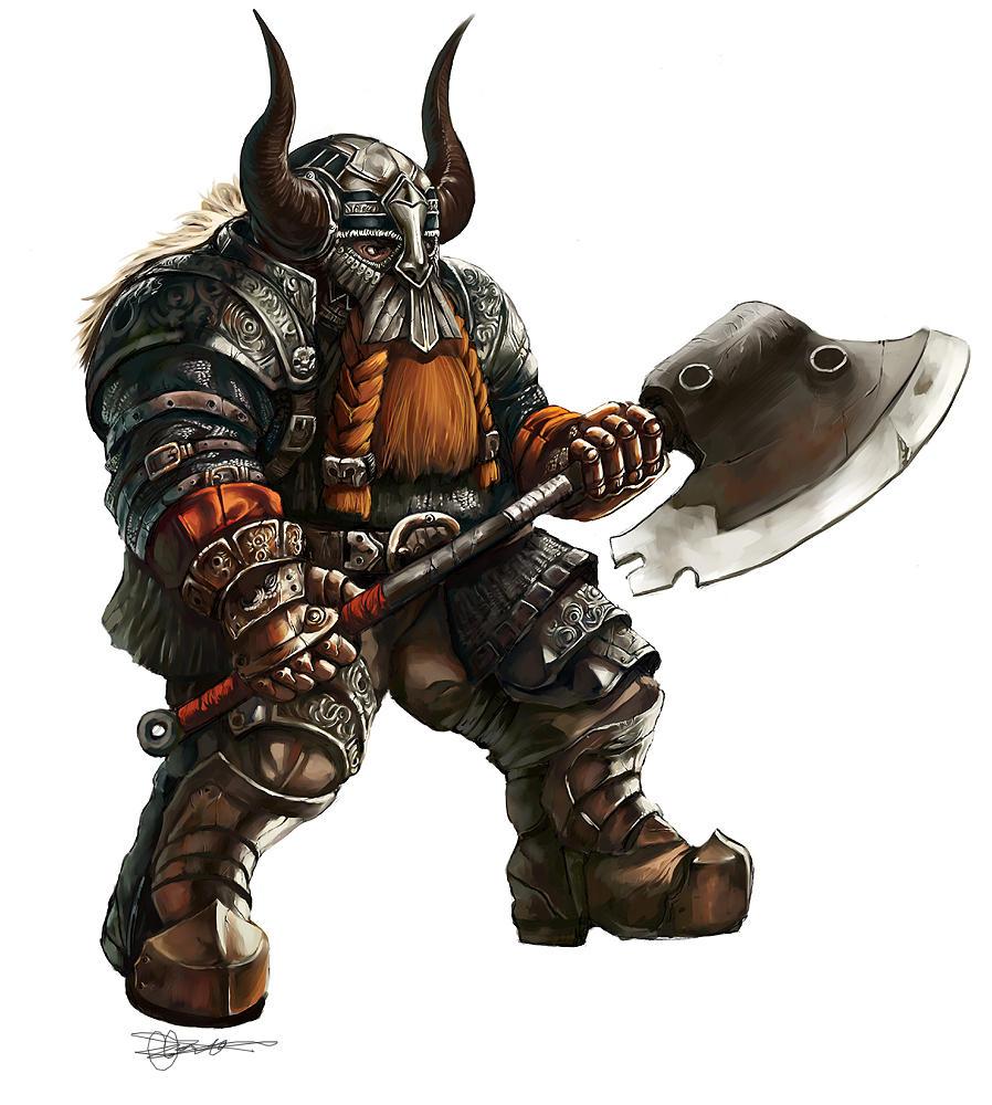 dwarf by shonensan