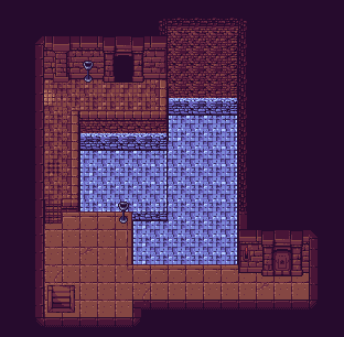 2 - Dungeon Tileset - Work In Progress by RaouII