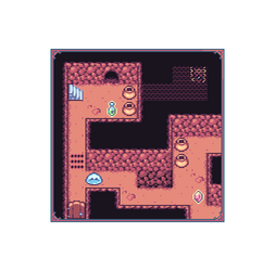 Cave Mockup  - New Tileset by RaouII