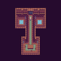 Dungeon Tileset - v2.0 by RaouII