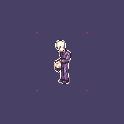 Halloween Costume - Pixel Dailies by RaouII
