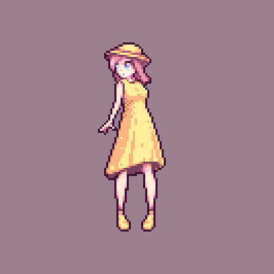 Dress - Pixel Dailies by RaouII