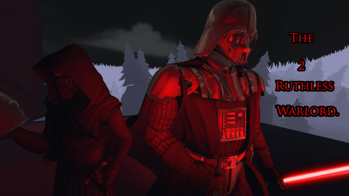 SFM SWFA: The 2 Ruthless Warlords. by LonelySitlentAngel