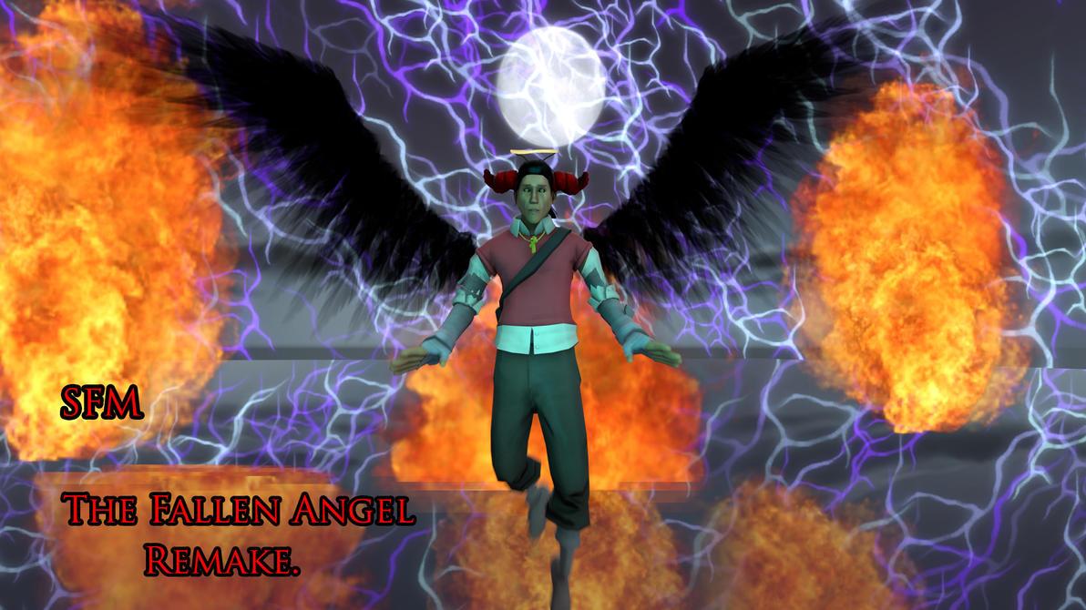[SFM] - The Fallen Angel(2-Remake) by LonelySitlentAngel