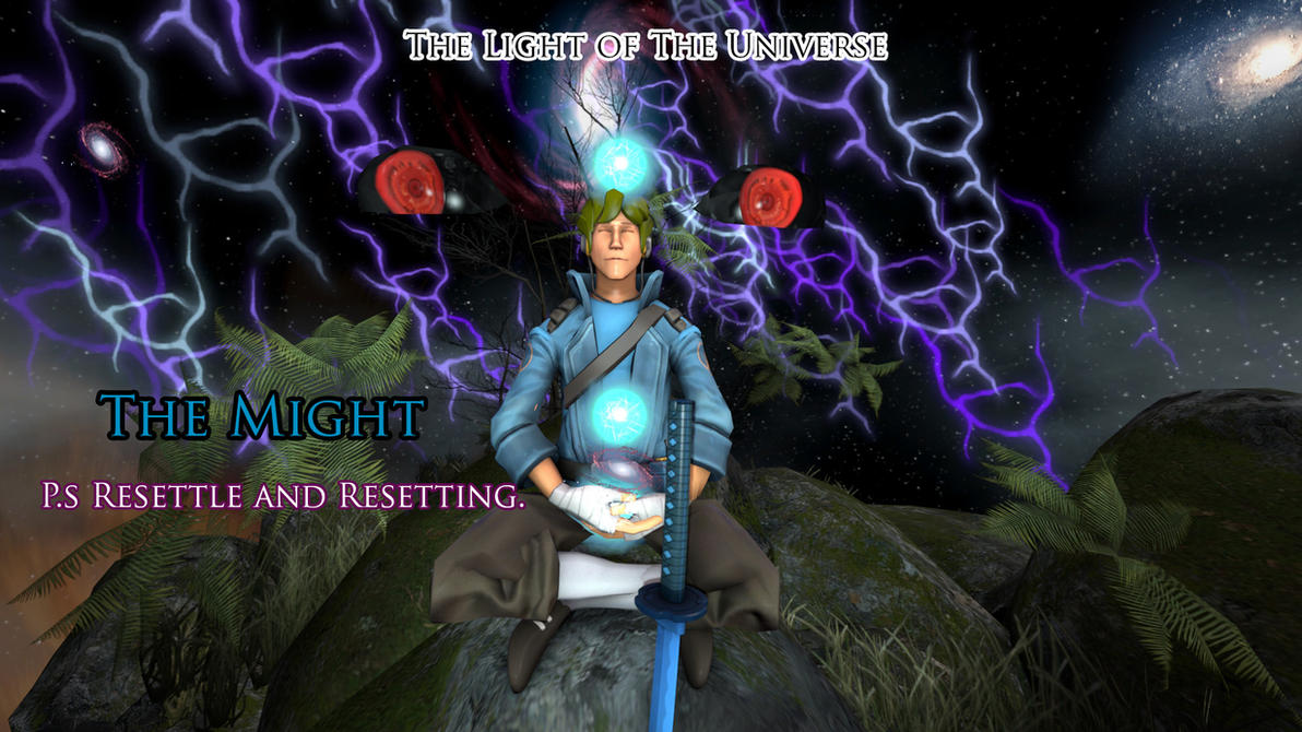 LoU: The Might(Resetting.) by LonelySitlentAngel