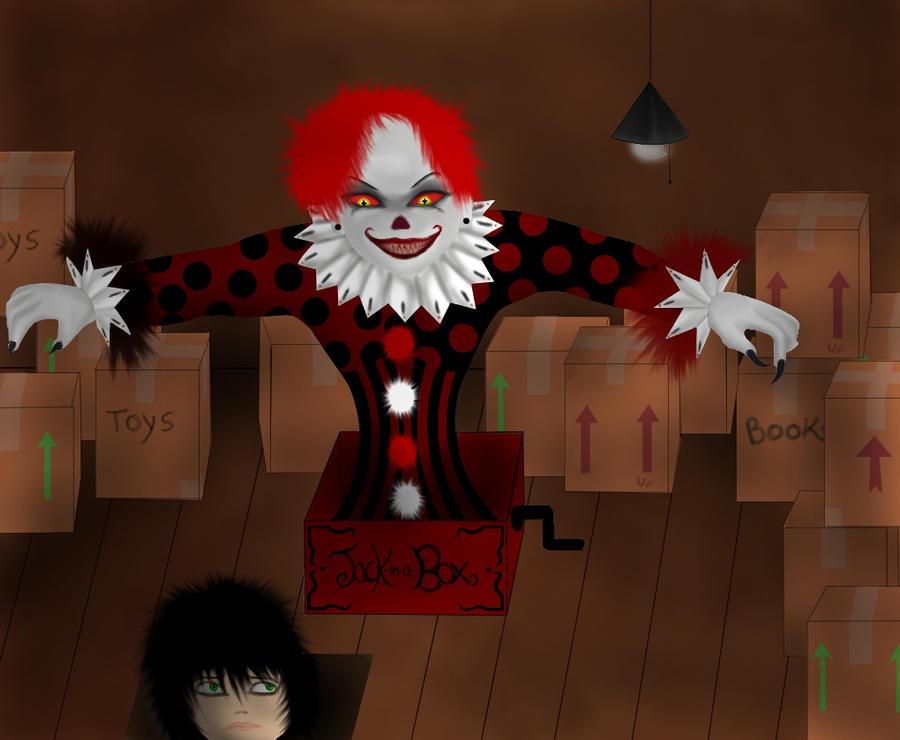 The Clown by Wandering-Soul-94