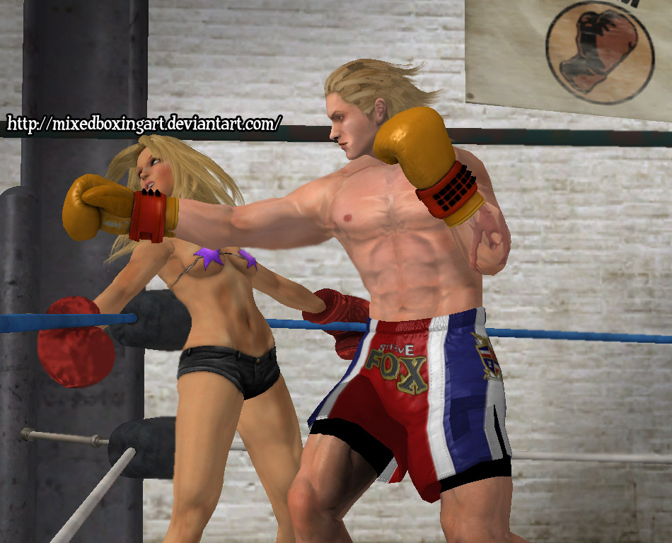 Right Cross Angle 2 Mixed Boxing By Mixedboxingart On