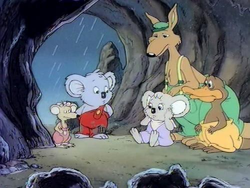 Blinky Bill In Cave By Blinkybillfan On DeviantArt