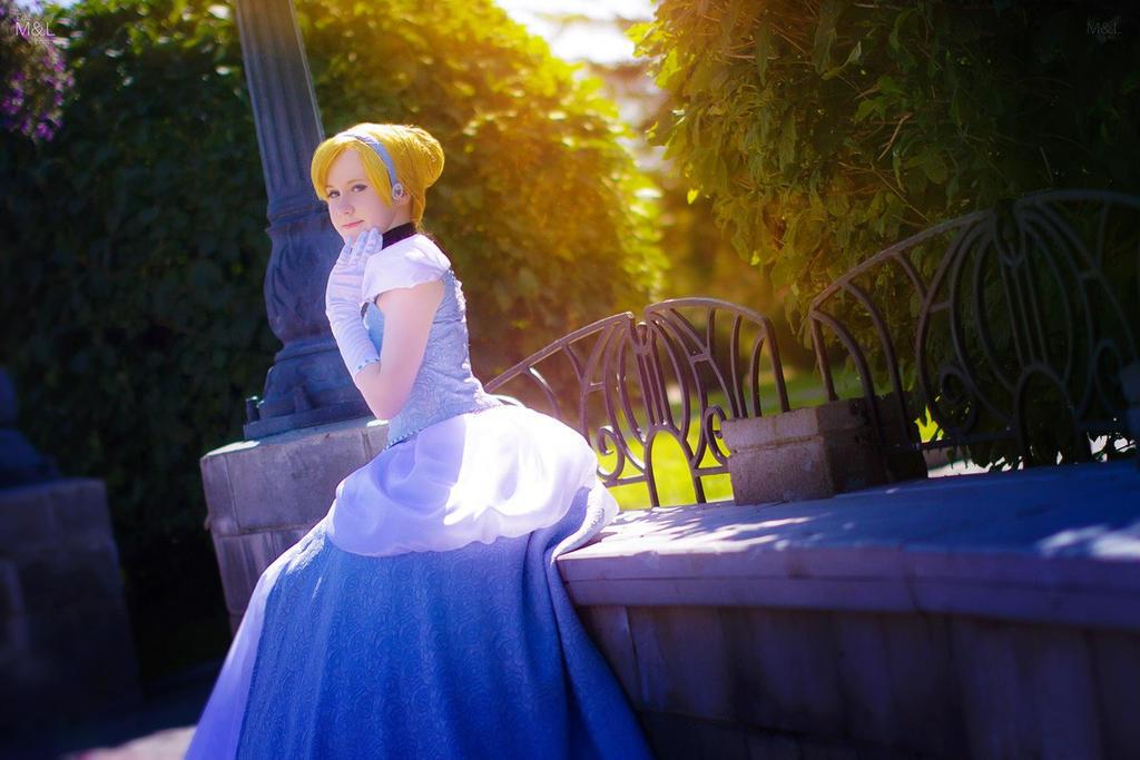 Cinderella by Hakushaku-sama