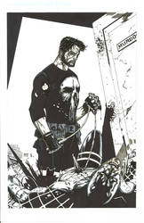 Punisher vs. Daredevil