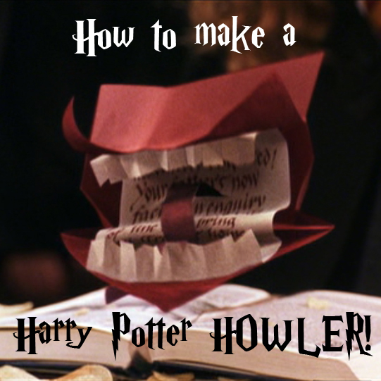 HP Howler- Instructions by mizutamari