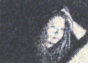 Self-Portrait-ChuckClose style