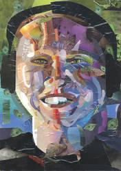 Self-Portrait- Collage