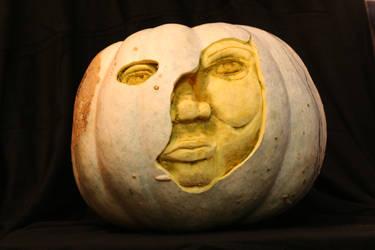 Pumpkin of the Opera by mizutamari