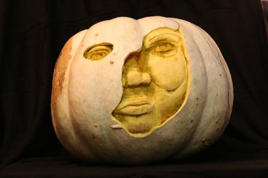 Pumpkin of the Opera