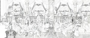 +Diamond Dogs+ by mizutamari