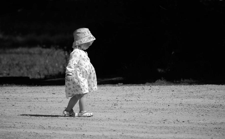 Keep On Walking by Grandmagoingnuts