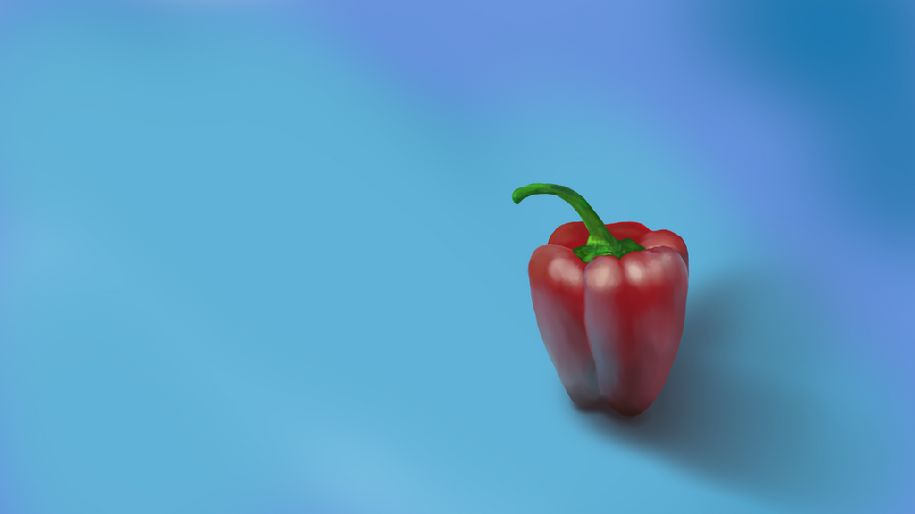 Pepper - wallpaper by L0Lock