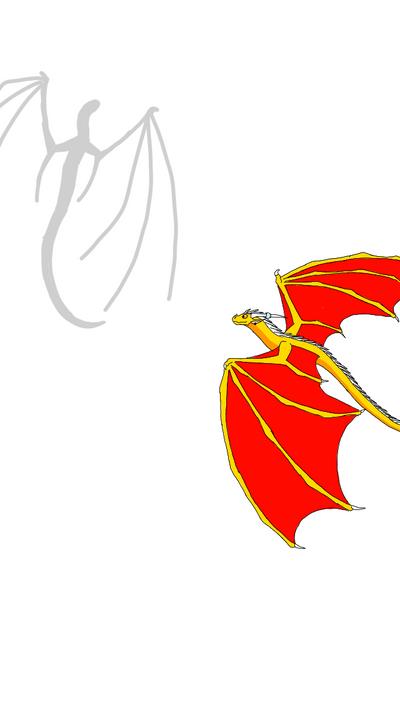 A WIP  by Apollo-The-Dragon