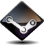 Steam Icon for use in Linux by nw15062