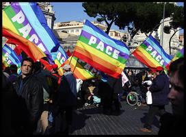 Italia - Rome, Roma, La Pace by digitaldecay
