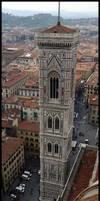 Italia - Campanile di Giotto by digitaldecay