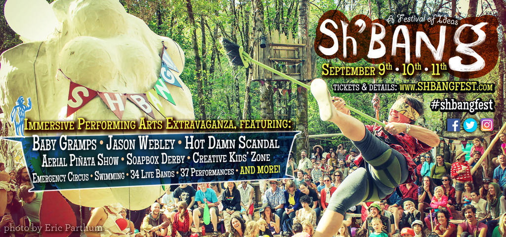 Sh'Bang Festival social media cover 2016 by digitaldecay