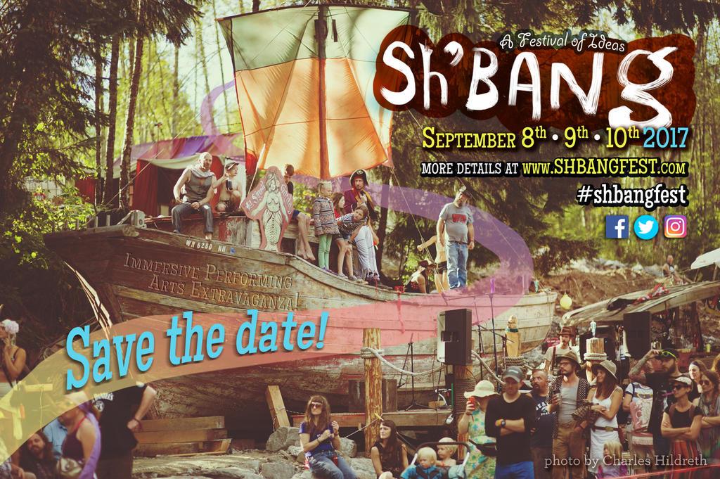 Sh'Bang Festival social media cover 2017 by digitaldecay