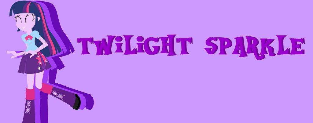 Twilight Sparkle by EduardoNunes109